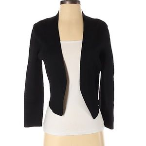 MM. Lafleur Saint Ambrose Black Jacket